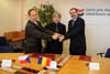 The Institute and Archive Directors Have Signed a Cooperation Agreement with the Institute for the Investigation of Communist Crimes in Romania (ÚSTR, 4/16/2009)
