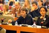 Hearing in the European Parliament on the Crimes of Communism - Martin Mejstřík (Brusel, 18.3.2009)