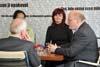 Návštěva německého velvyslance J.E. Johannese Haindla (Praha, 13.4.2011, foto: Přemek Fialka)