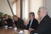Návštěva senátního výboru pro zahraniční věci, obranu a bezpečnost (Praha, 22.6.2011)