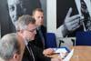 Návštěva senátního výboru pro vzdělávání, vědu, kulturu, lidská práva a petice (Praha, 1.6.2011)