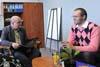 Jednání s Jánem Ondriašem, místopředsedou ÚPN (Praha, 25.7.2011)