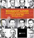 Dust cover A Biographical Dictionary of Officials of the Ministry of the Interior in the Years 1948-1989 - clipart