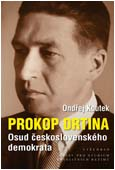 Dust cover: Prokop Drtina. The destiny of a Czechoslovak democrat - Ilustrative photo