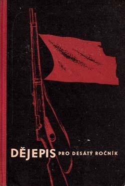 Ilustrační foto: Dějepis pro desátý ročník. Učebnice pro všeobecně vzdělávací školy