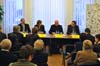 "Panel discussion on ""Radio Free Free Europe:its impact and influence on present"" (Bucharest, March 12, 2012)"