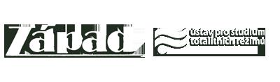 logo časopis Západ