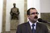 Ředitel Ústavu pro studium totalitních režimů PhDr. Pavel Žáček, Ph.D.