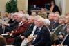 Vzpomínkový koncert věnovaný K 231 - publikum