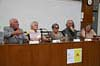 """Mezinárodní konference """"Bezpečnostní aparát, propaganda a Pražské jaro"""" - pamětnický panel"""