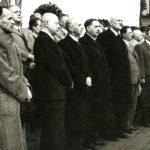 Manifestace na Staroměstském náměstí - protektorátní vláda