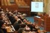 Zahájení mezinárodní konference a první den konference v Senátu PČR.