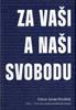 Obálka publikace: Za vaši a naši svobodu