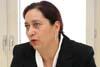 Ředitelka archivu BStU Birgit Salamon