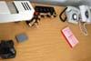 Stůl pracovníka MfS (Stasi)