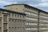 Výhled na sídlo bývalýho šéfa Stasi Ericha Mielkeho