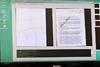 Ukázka digitální rekonstrukce rotrhaných dokumentů MfS (Stasi)