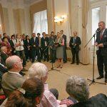 Slavnostní projev předsedy vlády M. Topolánka