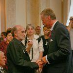 Předání pamětní medaile K. Kramáře: Alexander Dimitrov