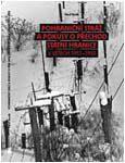 Obálka publikace Pohraniční stráž a pokusy o přechod státní hranice v letech 1951–1955 - ilustrační foto
