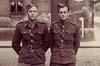 Jan Bohdan jako voják 1. samostatného čs. armádního sboru v SSSR u Liptovského Svätého Mikuláše - březen 1945
