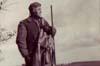 Dvořáček v letecké kombinéze, archiv Adama Hradilka