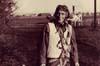 Juppa v letecké kombinéze, archiv Adama Hradilka