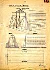 Nákres základny v Bedfordu z archivů Stb II.