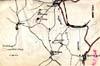 Hospodářství Toušů na mapce z archivů StB, zdroj ABS