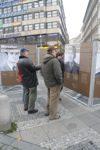 Zahájení výstavy TVÁŘE MOCI v Praze.