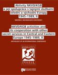 Obálka sborníku Aktivity NKVD/KGB a její spolupráce s tajnými službami střední a východní Evropy 1945–1989, II. - ilustrační fotoo