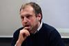 Filmový seminář Zapomenuté transporty, 20. 3. 2008 - režisér Lukáš Přibyl