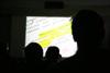 Přednáška Represivní metody Státní bezpečnosti, 27.3. 2008 - promítání dokumentu