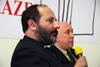 Diskusní seminář Kněží a Státní bezpečnost na příkladu krakovské arcidiecéze, 3. 4. 2008 - ředitel krakovské pobočky Ústavu národní paměti dr. Marek Lasota a P. Tadeusz Isakowicz-Zalesk