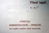 Přednáška Agenturní síť Státní bezpečnosti, 10. 4. 2008 - směrnice