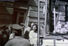 Diskusní seminář 20. výročí smrti Pavla Wonky, 17. 4. 2008 - promítání fotografií Přemysla Fialky ze soudu s Pavlem Wonkou