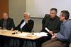 Diskusní seminář Protikomunistický odboj, 30. 4. 2008 - František Zahrádka, Milan Paumer, Martin Vadas a Prokop Tomek
