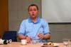 Filmový seminř Číhošťský zázrak (venkov v 50. letech), 7. 5. 2008 - scenárista filmu Jan Drbohlav