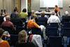 Diskusní seminář Intelektuálové a Pražské jaro 1968, 15. 5. 2008 - publikum