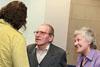 Diskusní seminář Intelektuálové a Pražské jaro 1968, 15. 5. 2008 - Petr Koura, Rudolf Battěk a dokumentaristka Kristina Vlachová