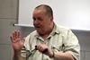 Filmový seminář Kolektivizace venkova a její reflexe ve filmové tvorbě, 5. 6. 2008 - dramaturg ČT Karel Hynie