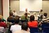 Filmový seminář Kolektivizace venkova a její reflexe ve filmové tvorbě, 5. 6. 2008 - publikum