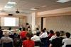 Přednáška Evidence svazků a výpočetní technika Státní bezpečnosti, 26. 6. 2008 - publikum
