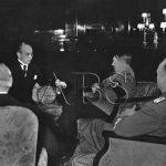 Koncem třetího lednového týdne 1939 odcestoval čs. ministr zahraničí František Chvalkovský (druhý zprava) k politickým rozhovorům s Hitlerem do Berlína. (Zdroj: ABS)