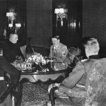 Dne 13. března navštívil Jozef Tiso v Berlíně Adolfa Hitlera. Na těchto jednáních bylo rozhodnuto o vyhlášení samostatného Slovenska. (Zdroj: ABS)