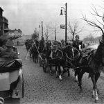 Již 15. března večer přijel Hitler do obsazené Prahy. (Zdroj: ABS)