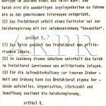 Výnos vůdce a říšského kancléře Adolfa Hitlera o zřízení protektorátu Čechy a Morava ze dne 16. března 1939 - 7/9. (Zdroj: AKPR)