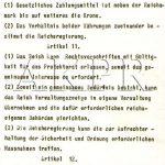 Výnos vůdce a říšského kancléře Adolfa Hitlera o zřízení protektorátu Čechy a Morava ze dne 16. března 1939 - 8/9. (Zdroj: AKPR)