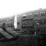 Objekt školy Na Pražačce, kde byla kasárna SA–Standarte Feldherrnhalle (zdroj: ABS)
