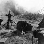 Německá pěchota před Varšavou.